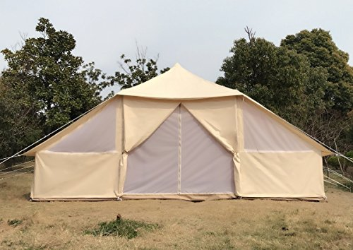 Dream Large Spacious Outdoor 4 for 10 Persons