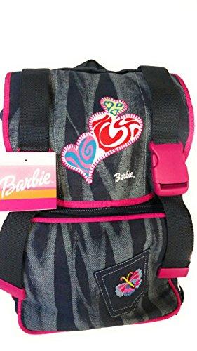 Zaino Barbie estensibile jeans