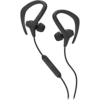 5a9644b2cfc Amazon.com: Skullcandy Chops in-Ear Buds with Mic3 Black/Black (2012 ...
