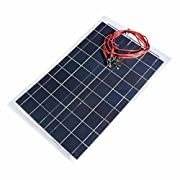 30W-12V-Solar-Charger-Kit-SunPower-Cell-Ultra-Thin-Flexible-Solar-Panel-Charger-for-Small-Power-Appliances-Cabin-Tent-or-any-other-irregular-surface
