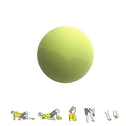 LieYuSport Pelota Masaje Miofascial,Massage Ball Bola de Masaje ...