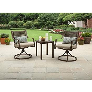 This Item Better Homes And Gardens Lynnhaven Park 3 Piece Outdoor Chat Set