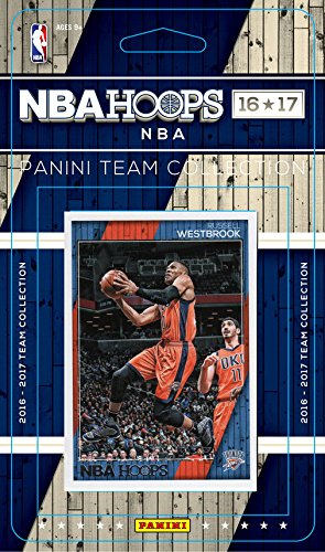 oklahoma-city-thunder-2016-2017-hoops-basketball-nba-licensed-factory-sealed-9-card-team-set-with-ru