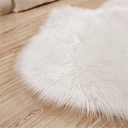 Faux Fur Rug Soft Fluffy Rug 80 X 150 Cm Shaggy Rugs Faux