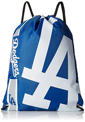Los Angeles Dodgers Official MLB 18 inch x 13 inch Backpack