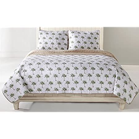 51OZdICr3WL._SS450_ The Best Palm Tree Bedding and Comforter Sets