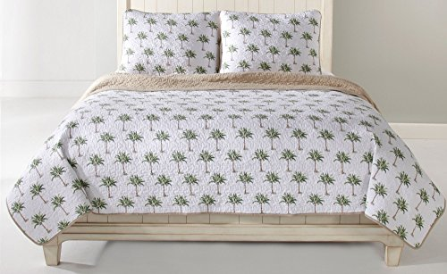51OZdICr3WL The Best Palm Tree Comforter and Bedding Sets