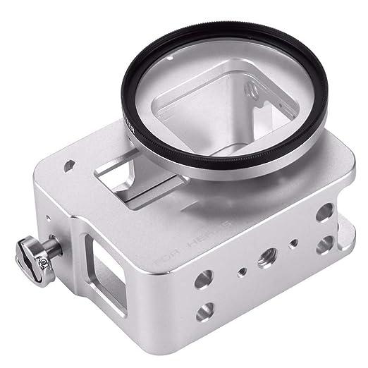 DuDuDu Carcasa Shell CNC Aluminio aleación Protectora Caso Jaula ...