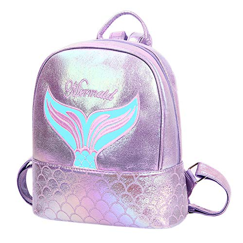 Badiya Fashion School Bags for Teenage Girls Holographic