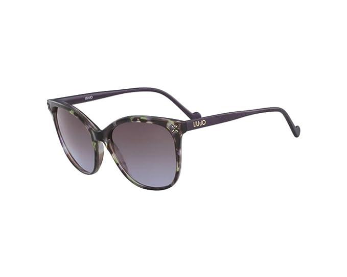 Liu Jo Lj682S 532 56, Gafas de sol para Mujer, Purple ...