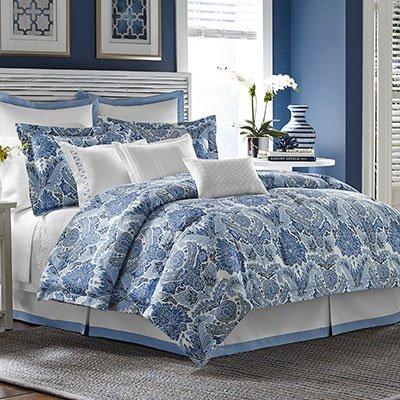 Decorative Pillow Tommy Bahama Porcelain Paradise