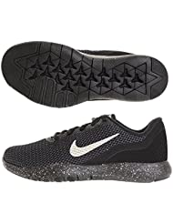 NIKE Ladies Flex Trainer 7 Premium Training Shoes - Black/Chrome