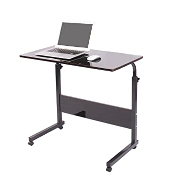 Table Pour Ordinateur Gallery Of Bureau Wps Chariot Table Prsentoir