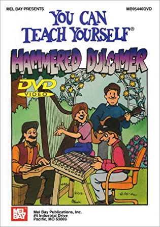 mel bays you can teach yourself hammered dulcimer