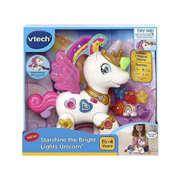 VTech Starshine the Bright Lights Unicorn 9