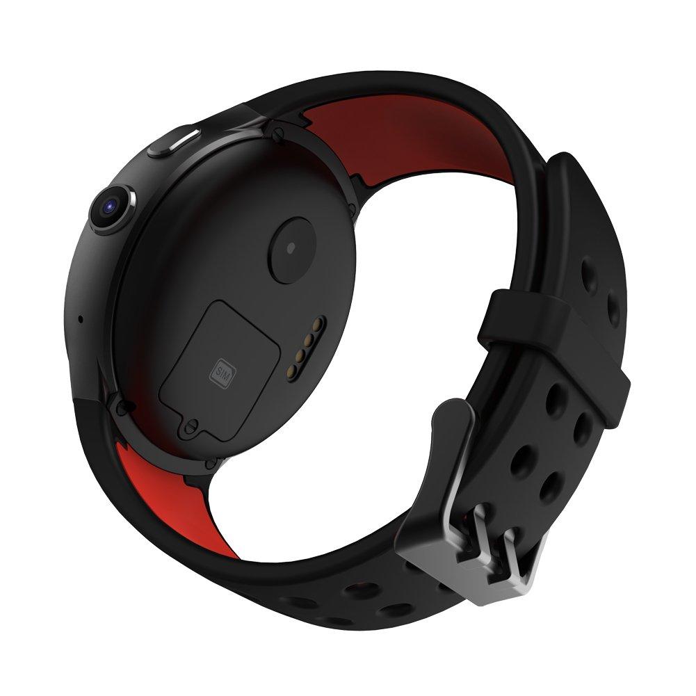Amazon.com: iShine – Z10 reloj inteligente 3 G Reloj ...