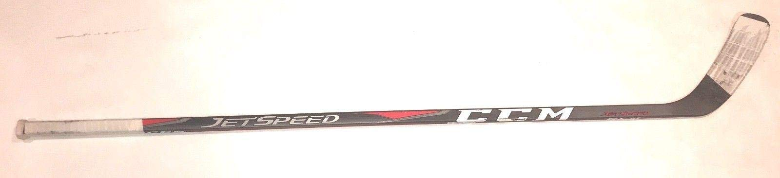 Trevor Daley Game Used Stick DETROIT RED WINGS 2018 2019 Stick CCM Jet Speed Game Used NHL Sticks