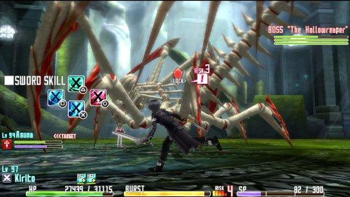 Amazon com: Sword Art Online - Hollow Fragment - [Japan Import