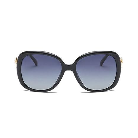 Axiba Señora Flor polarización Gafas de Sol Temperamento ...