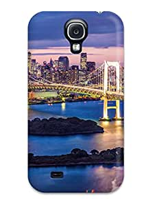 New Tokyo Skyline Protective Galaxy S4 Classic Hardshell Case