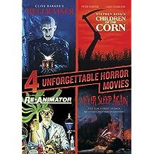 4 Unforgettable Horror Movies