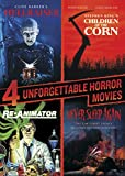4 Unforgettable Horror Movies (Hellraiser, Children of the Corn, Re-Animator, Never Sleep Again)