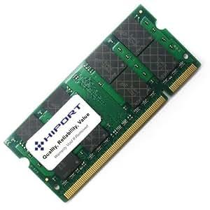 Hiport 4GB RAM Memory For Toshiba Portege R600-101, R600-102, R600-108, R600-10B, R600-10F, R600-10M, R600-10Q, R600-13Z, R600-10V, R600-14P, R600-10T, R600-11B, R600-11Q Laptop Notebook Computers (4GB DDR2-800 PC2-6400 200-pin SODIMM)