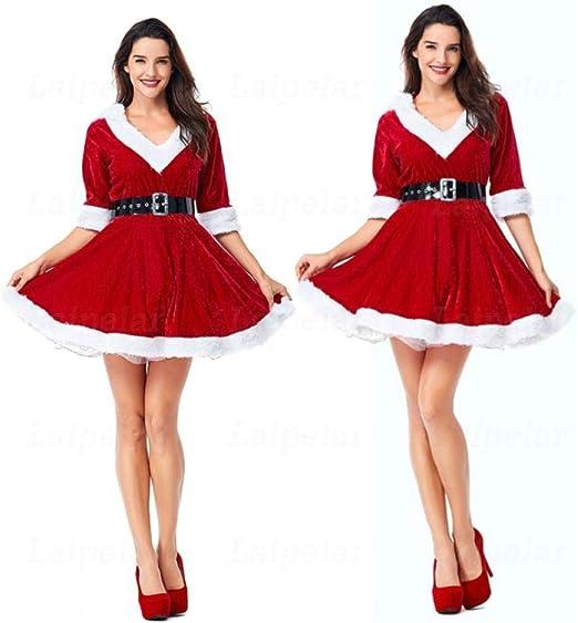 Averyshowya Vestidos de navidadRopa NavidadDisfraz de Navidad para ...
