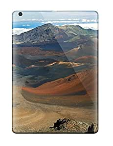 Durable Protector Case Cover With Earth Landscape Hot Design For Ipad Air