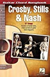 Crosby, Stills and Nash - Guitar Chord Songbook, Stills & Nash Crosby, 1423492048