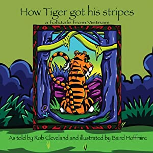 How Tiger Got His Stripes Audiobook