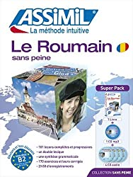 Le roumain sans peine : Avec 4 CD audio (1CD audio MP3)