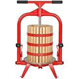MacIntosh Fruit Press 5 Gallon, Wood Basket