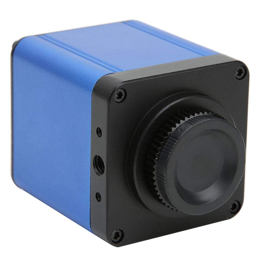 Microscope Camera,2MP HDMI Trinocular Industrial Microscope Camera for Cell Phone Maintenance 100-240V, Industrial Microscope Camera(#2) by Jacksking