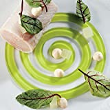 Gourmand Spirale Silicone - 6 MoldsDesigned in collaboration with Chef Paolo Griffa this line of silicone molds from Pavoni has applications which extend throughout the kitchen. Anything can be shaped or adjusted to perfection: Sweet or savor...
