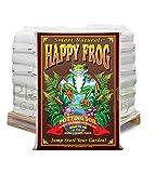 FoxFarm FX14047 1.5 Cubic Feet Happy Frog (46 bags) Potting Soil by the Pallet