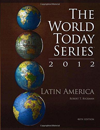 Latin America 2012 (World Today (Stryker)): Latin America)