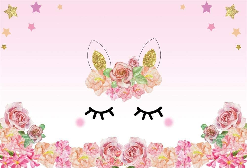 Amazon Com Laeacco Cute Smilling Face Background 5x3ft Vinly