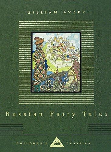 Russian Fairy Tales (Everyman's Library Children's Classics Series)