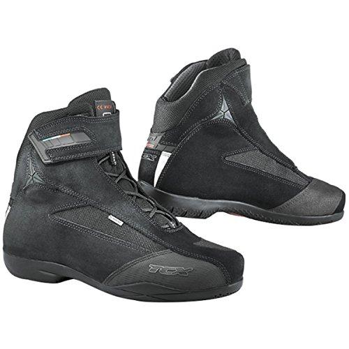 - TCX Jupiter EVO GTX Men's Street Motorcycle Boots Black/US 10 / Size 44
