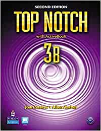 Top Notch 3B Split: Student Book with ActiveBook and