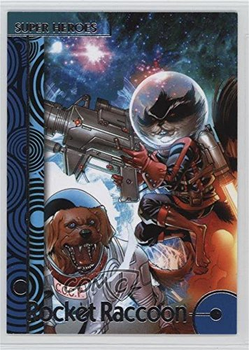 Rocket Raccoon (Trading Card) 2013 Fleer Marvel Retro - [Base] #35 by Fleer Retro Marvel