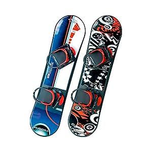 Hudora 11999 - Tabla infantil de snowboard (95 x 20 cm) [modelo surtido]