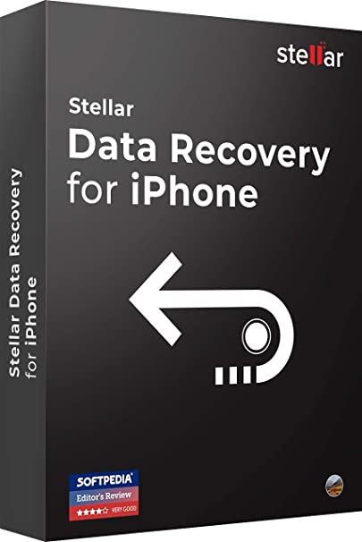 Stellar Phoenix Data Recovery for iPhone (Mac): Amazon in: Software