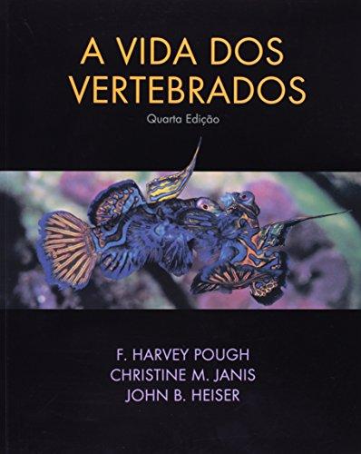 Livro a vida dos vertebrados pough