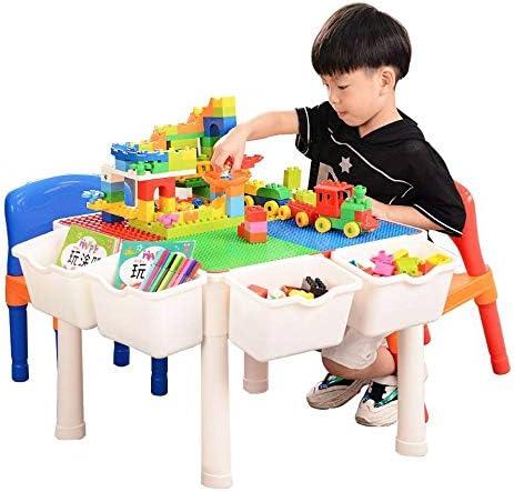 Sftoys Juego de Mesa de Actividades para niños, Mesa de Agua 3 en ...