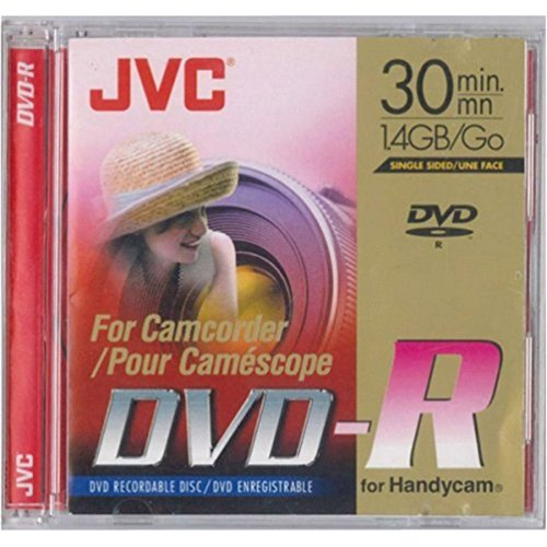 2X Mini DVDs for Sony Handycam®