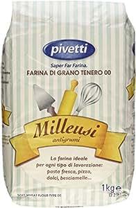 Amazon.com : Pivetti All-purpose Italian Flour, 2.2 Pound