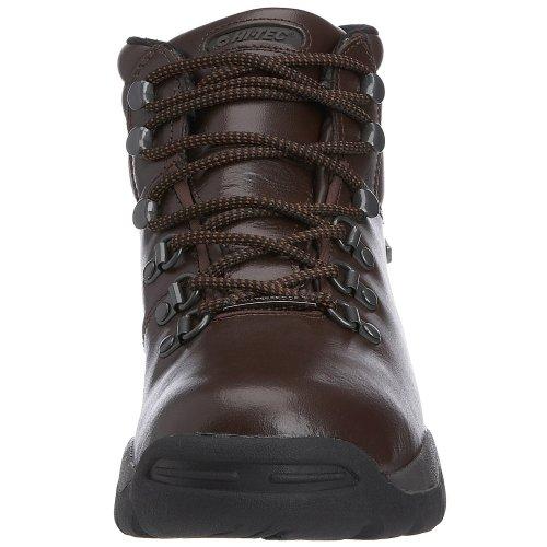 Hi-Tec Eurotrek Waterproof III, Men's Hiking Boots Dark Brown