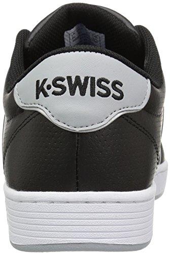 K-swiss Mens Rechter Pro Ii Sp Cmf Fashion Sneaker Zwart / Hoogbouw / Wit